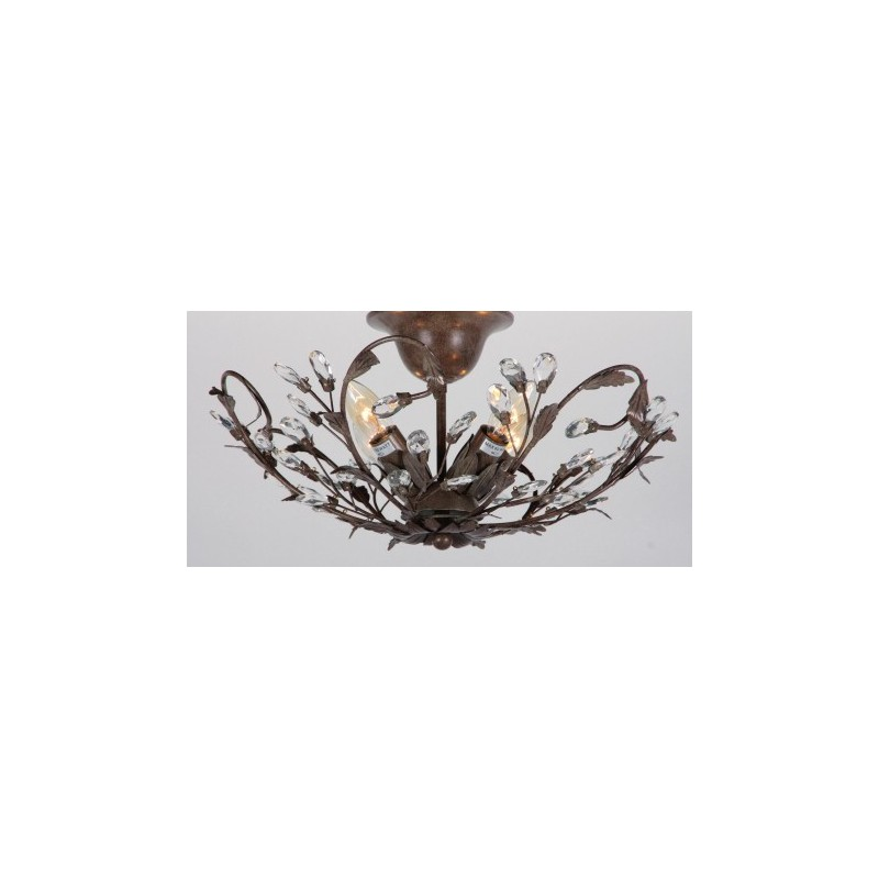 Plafondlampen - LB900/4PL Elegance Rustiek - L&B