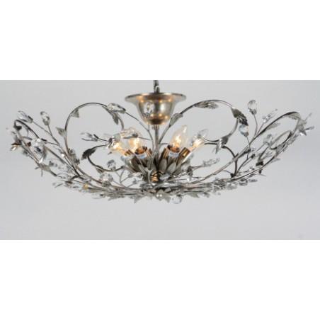 Plafondlampen - LB900/6PL Elegance Bladzilver - L&B