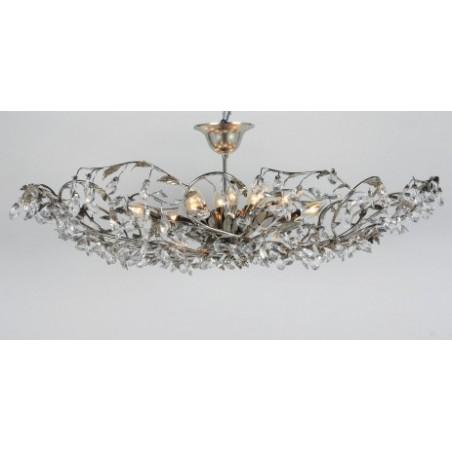 Plafondlampen - LB900/12PL Elegance Bladzilver - L&B