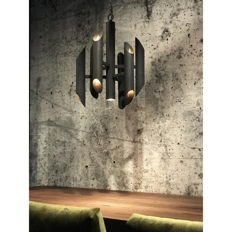 Hanglampen - LB025/12 Mack industrieel dark - L&B