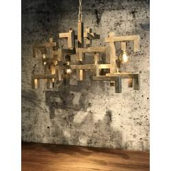 Hanglampen - LB026/6 Magnus Ambachtelijk zilver - L&B
