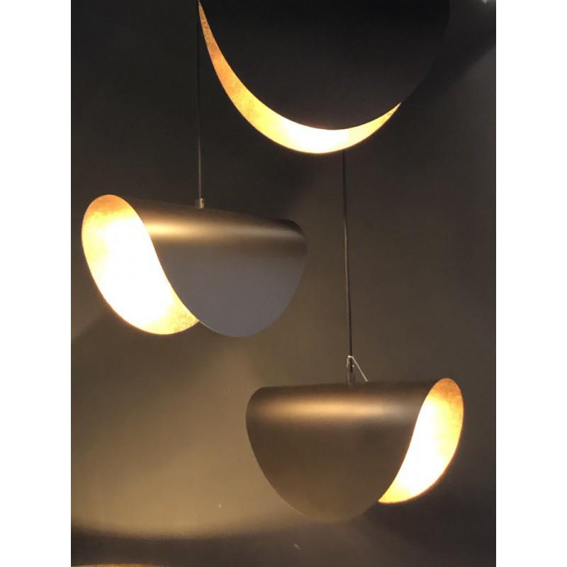 Design hanglamp LB037/3 Oyster