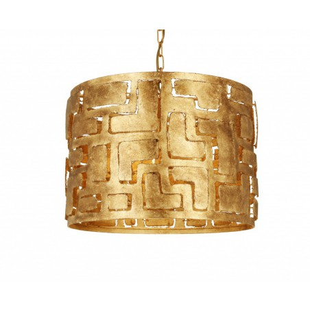 Hanglampen - LB08/6 Pablo - ambachtelijk brons - L&B