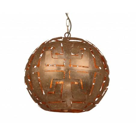 Hanglampen - LB010/6 Pablo Ambachtelijk brons - L&B