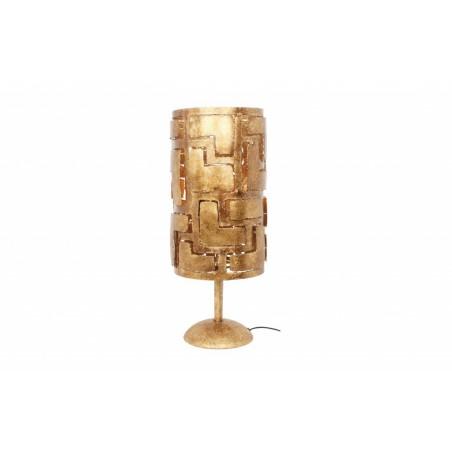 Tafellampen - LB012/3TL Pablo Ambachtelijk Brons - L&B