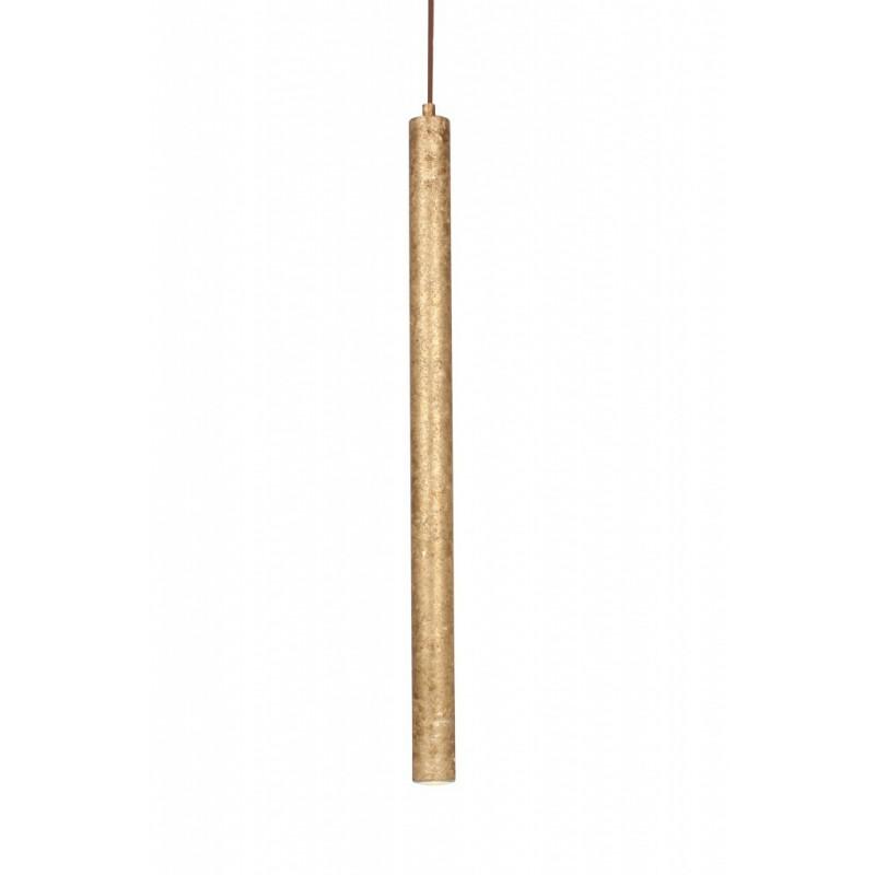 Hanglampen - LB04/1S Tubes Ambachtelijk Brons - L&B