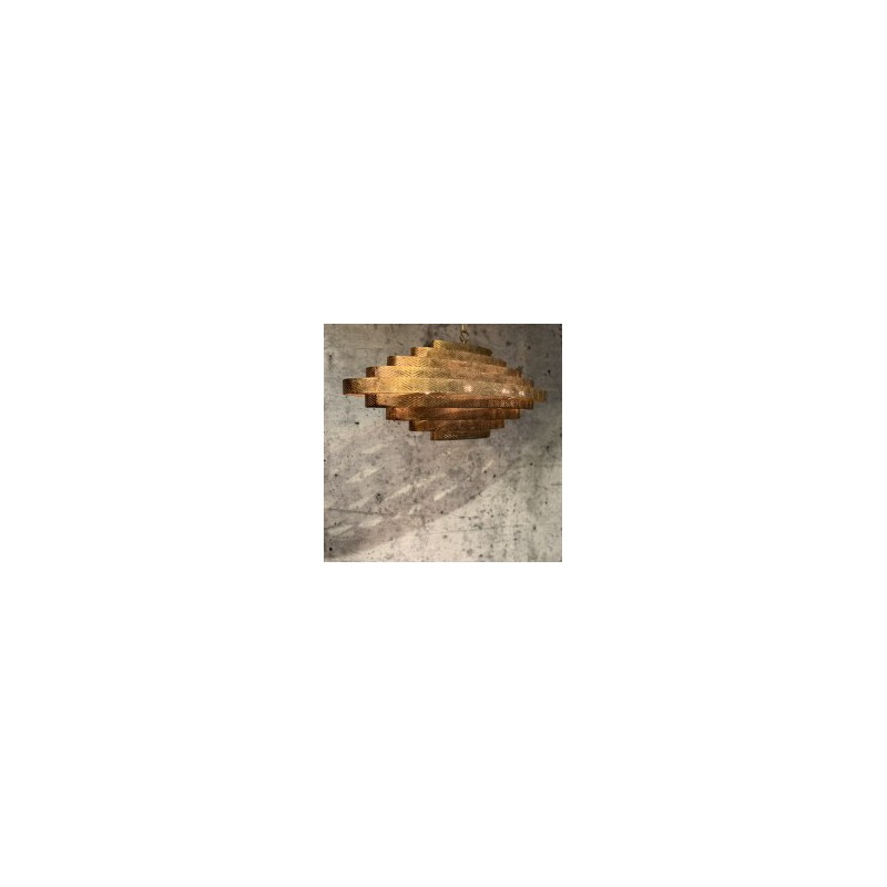 Hanglampen - LB031/8 Vegas Ambachtelijk brons - L&B
