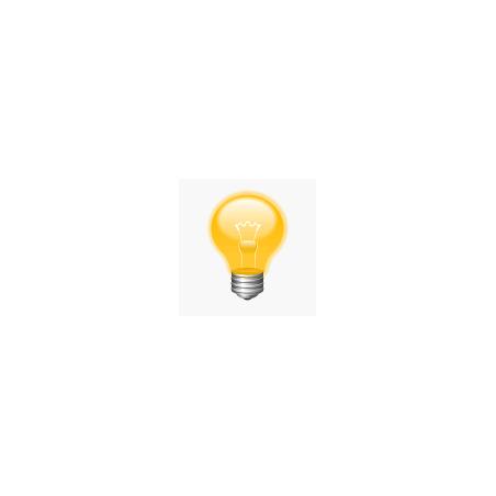 Lichtbron - Gloeilamp - Kogellamp - E14 - 15W