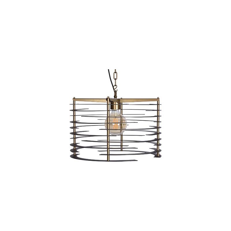 Design hanglamp 2910-9005-O-MESSING Lido