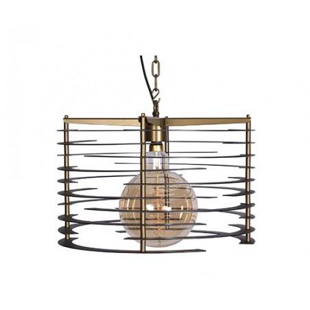Hanglamp - 2910-9005-O-MESSING Lido - Ztahl - 2