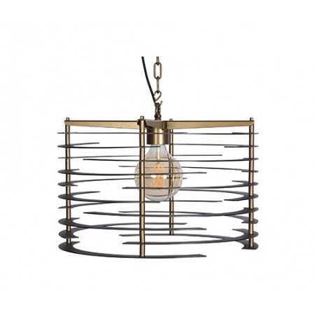 Hanglamp - 2900-9005-O-MESSING Lido - Ztahl
