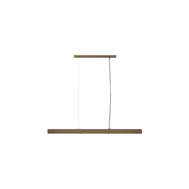 LED Hanglampen - 7000-9005 Matera oud messing - Ztahl