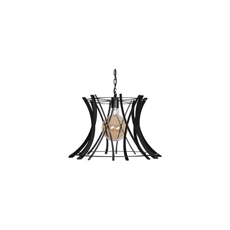 Hanglampen - 3800 Volare Zwart - Ztahl