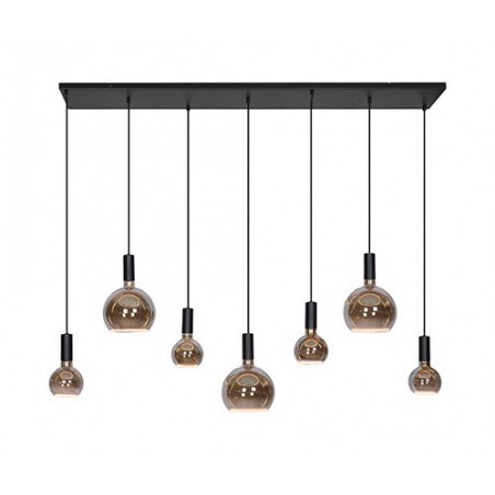 Hanglamp - 40071-9005 Segula 007 - Ztahl - 2