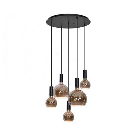 Hanglamp - 40071-9005 Segula 007 - Ztahl