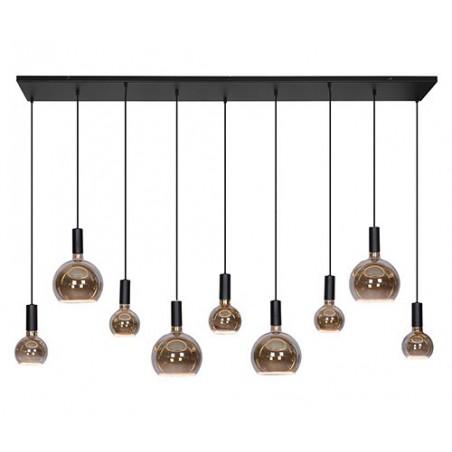 Hanglamp - 40074-9005 Segula 007 - Ztahl