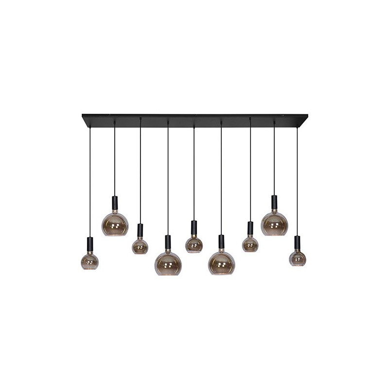 Hanglamp - 40074-9005 Segula 007 - Ztahl - 2