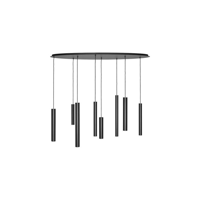 Hanglampen - 3501 Mello Zwart - Ztahl