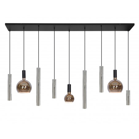 Hanglampen - 4320 Riva vernikkeld - Ztahl