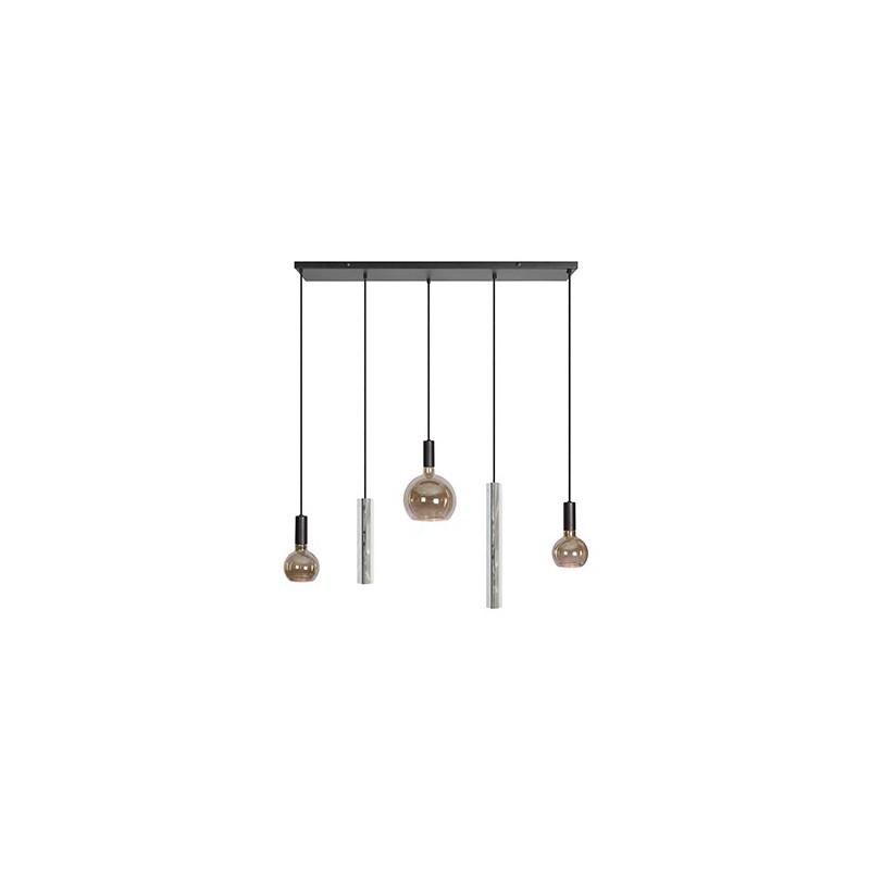 Hanglampen - 4302 Riva Vernikkeld - Ztahl