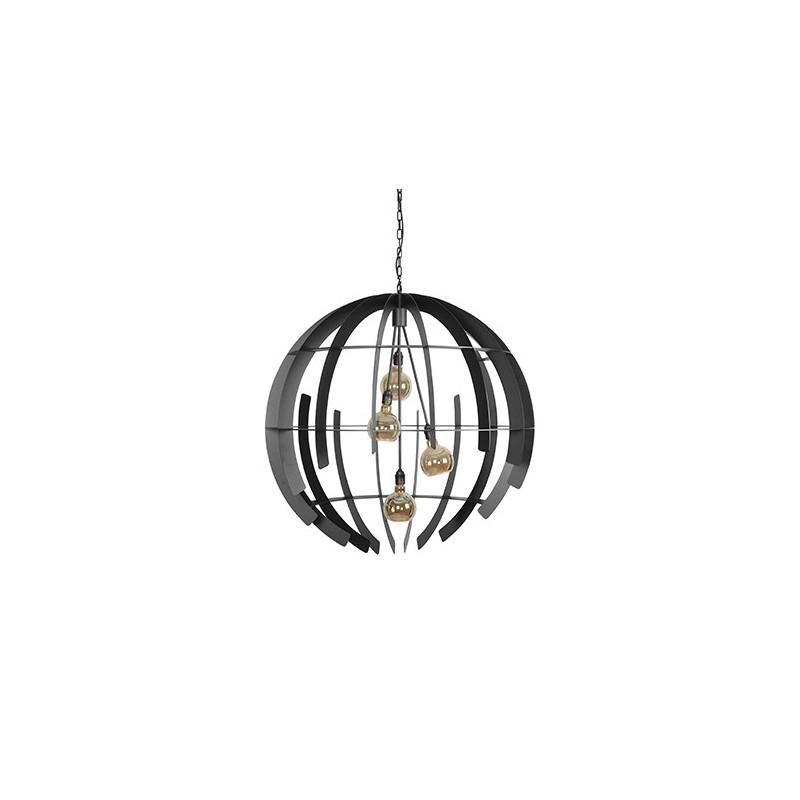 Hanglampen - 2401 Terra Zwart - Ztahl