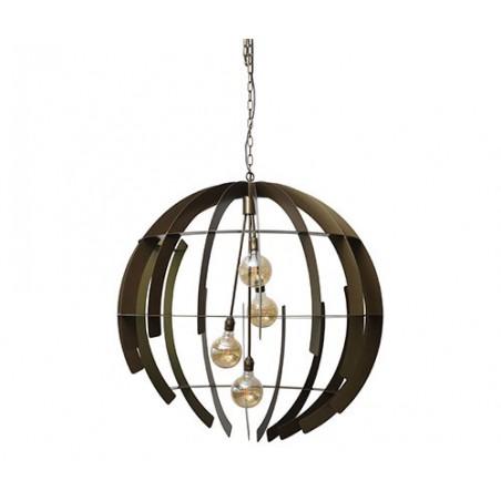 Hanglampen - 2401 Terra messing - Ztahl