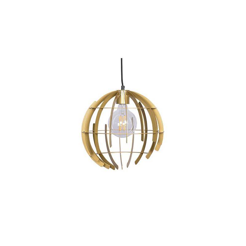 Hanglampen - 2402 Terra Goud - Ztahl