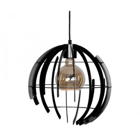 Hanglampen - 2402 Terra Zwart - Ztahl