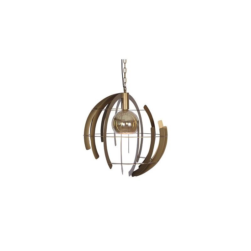 Hanglampen - 2400 Terra Messing - Ztahl