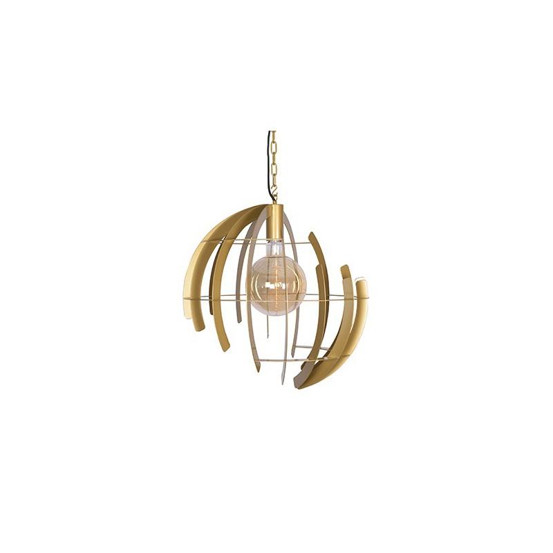 Hanglampen - 2400 Terra Goud - Ztahl