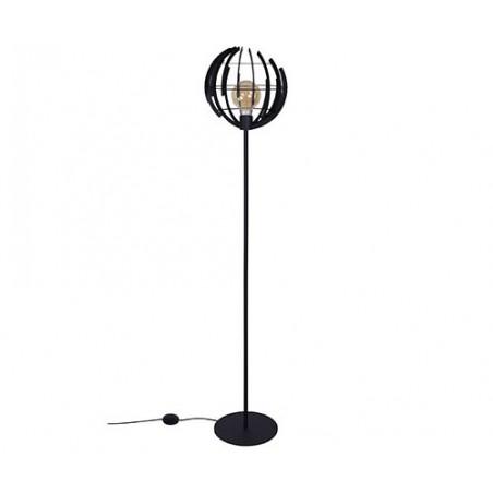 Vloerlampen - 2403 Terra Zwart - Ztahl