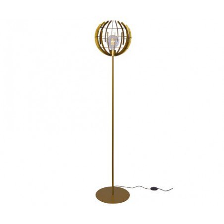 Vloerlampen - 2403 Terra Goud - Ztahl