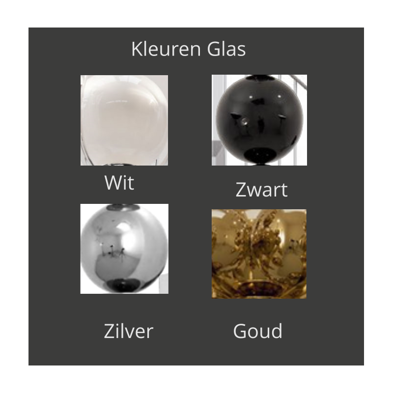 Kleuren glas Tears from moon H34+4 - Ilfari