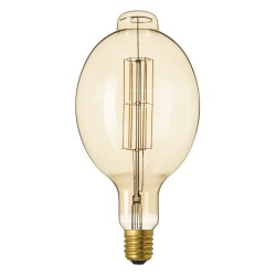 Lichtbron - LED Collosseum Gold - E27 - 11W - Dimbaar