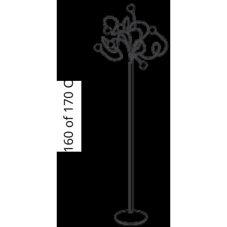 Maten - Vloerlampen - Snowball - Harco Loor