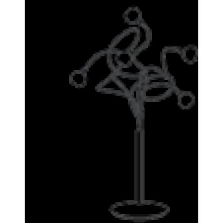 Matel TL 5 - Tafellampen - Snowball - Harco Loor