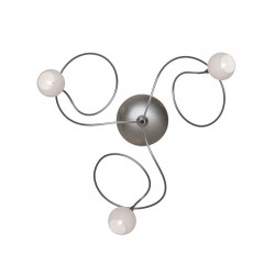 Plafondlamp - Snowball PL3 - Harco Loor