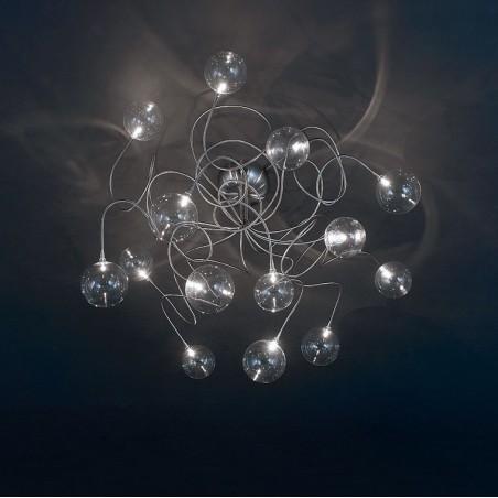Plafondlampen - Big Bubbles - Harco Loor