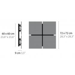 Maten - Plafondlamp - Nightlife C16 - Ilfari