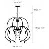 Maten - Hanglamp - Chill Out H12 - Ilfari